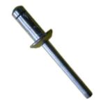 Rebite Estrutural Orlock de Inox Cabeça Abaulada